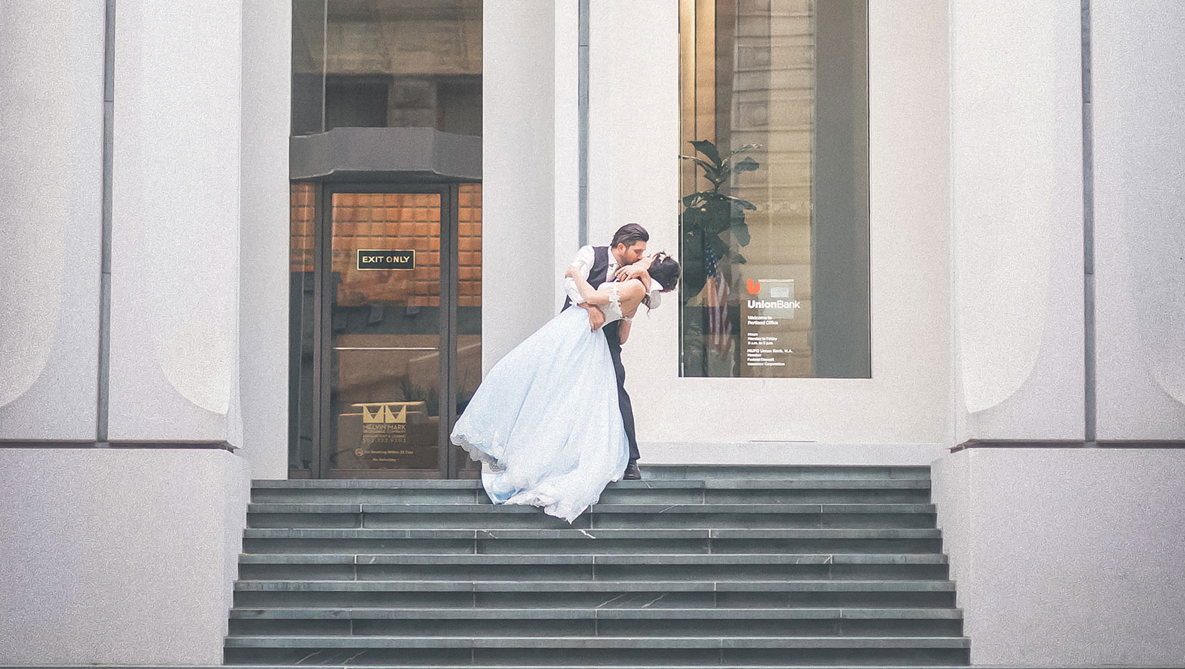 fairytale Portland wedding