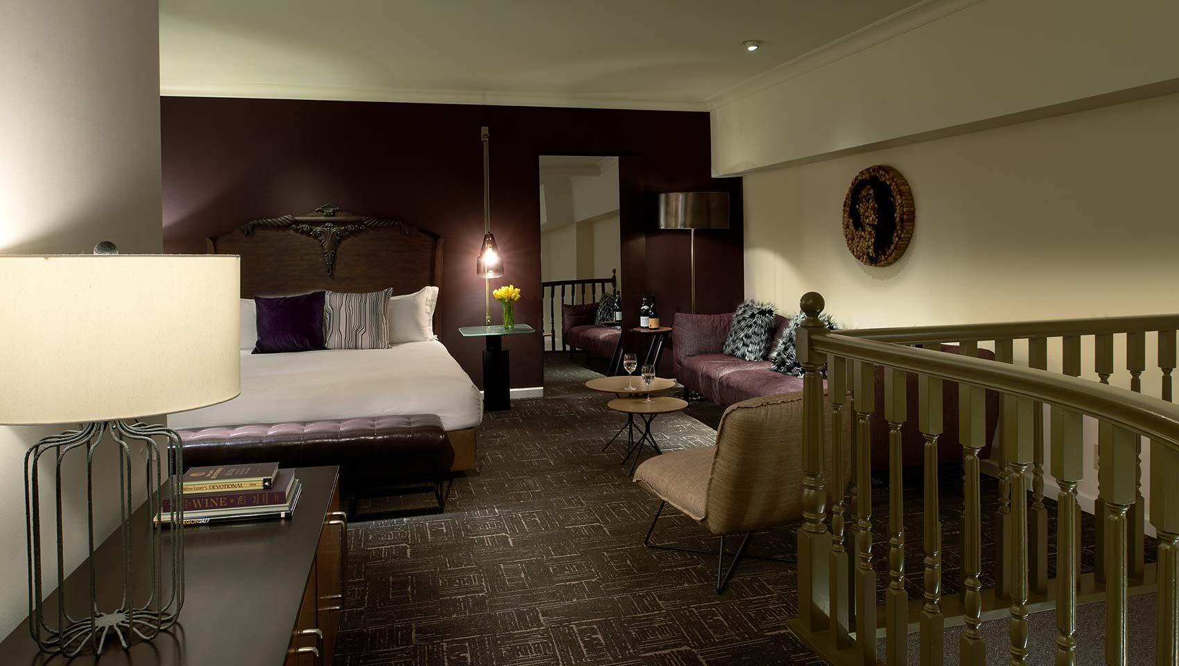 Boutique portland hotel photos kimpton hotel vintage - 2 bedroom suites portland oregon ...