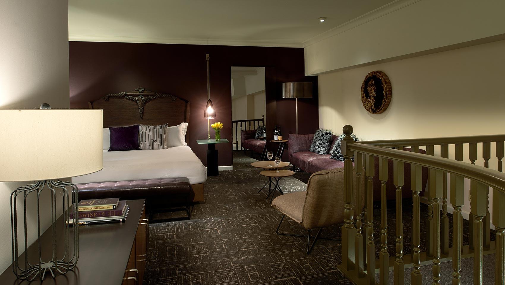 Portland Hotel Suites Kimpton Hotel Vintage Portland