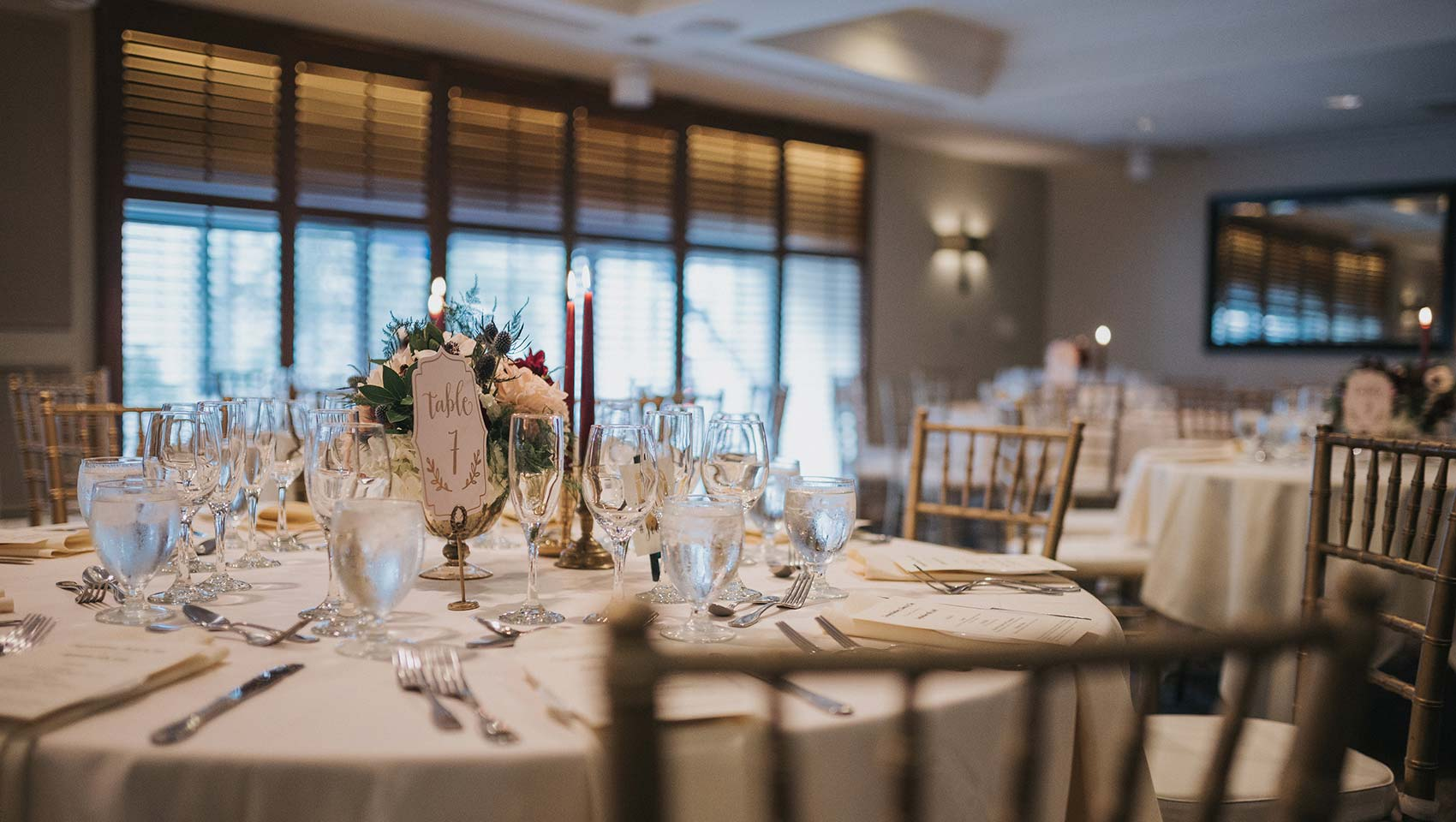 Portland hotel wedding reception