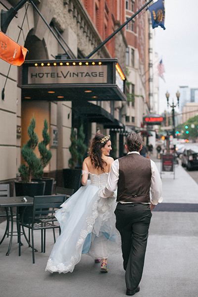 boutique hotel weddings in portland