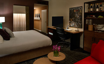 Accessible King Deluxe Room